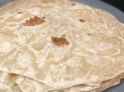 Tortillas trigo para fajitas