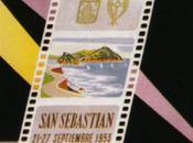 años carteles Festival Cine Sebastian