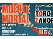 Muerte Mortal Toro Zamora Fotomatón