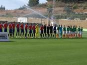 España vence Mexico Marbella Football Center