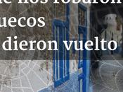 robaron Marruecos… dieron vuelto