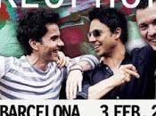 Stereophonics, Barcelona Madrid febrero 2018 presentando nuevo disco