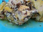 Pollo cava (tradicional Crock-Pot)