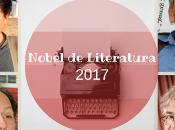 ¿Quién ganará Nobel Literatura 2017?