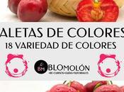 Paletas Colores Variedad