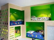 decoración habitaciones niños.