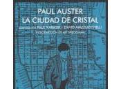 ciudad cristal. Paul Auster