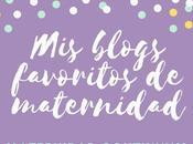 blogs favoritos maternidad: septiembre- octubre 2017