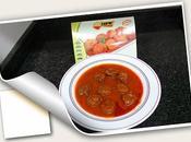 Albóndigas tomate abricome