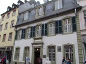 Museo Karl Marx Haus. Trier. Alemania