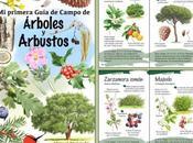 primera Guía Campo Árboles Arbustos