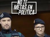 """""""Venimos reírnos llenado Catalunya guardias civiles policías""""."""