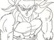 Mire Faciles dibujos goku super sayayin para colorear