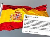 """cariño, eres español"""", emocionante texto triunfado Facebook"""
