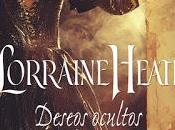 Deseos ocultos dama Lorraine Heath