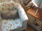 sillón renovado
