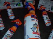 Probando Quitagrasas Desinfectante gracias Insiders