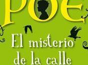 Reseña joven Poe: misterio calle Morgue Cuca Canals
