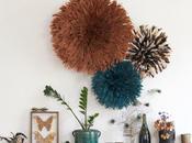 Juju hats decoración pared