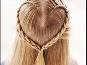 Peinados Para Niñas Forma Corazón Lindos