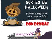 ¡Sorteo Halloween SuerteciK Disfraz!