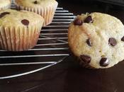 Muffins calabaza chispas chocolate
