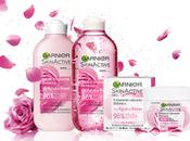 Todo sobre Gama botánica GARNIER Skin Active agua Rosas