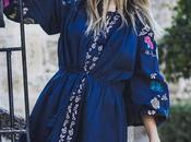 Best embroidered dress ever mejor vestido bordado