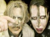 Johnny Depp aparece nuevo video Marilyn Manson #Musica (VIDEO)