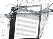 Amazon lanza nueva Kindle resistente agua