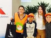 American airlines fundación rivadeneira cumplen sueño niños ecuatorianos