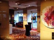 Lobby Gallery Hotel Emperador encuentro arte.