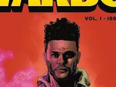 """""""Starboy"""", cómic Weeknd"""