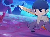 """corto viernes (216 -""""Kaie Phantasus's Giants"""" Allie Animation Studio 217- Sound -218- Water Lily Birth lotus -219- Dripped -220- """"Clair obscured"""""""