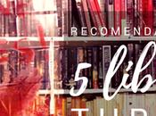 [RECOMENDACIÓN] libros thriller