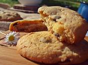 Cookies corazón queso