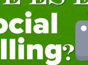 ¿Qué social selling?