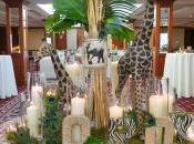 Inspiración deco: jungle weddings