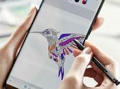 Cómo Samsung optimizó para Galaxy Note8