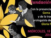 """Presentación antología """"Relatos escritoras estadounidenses siglo XIX"""""""