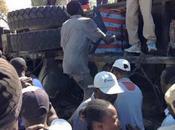 Mueren siete personas choque vehículos Haití.