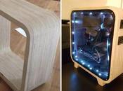 Construye computadora madera resultado increíble