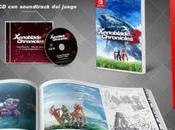 Xenoblade Chronicles lanza Europa Diciembre edición coleccionista