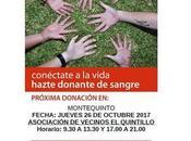 Campaña Donación sangre Montequinto