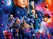 vamos Cine, Cartelera tenemos Película: Valerian city thousand planets. ciudad planetas.