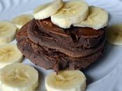 Tortitas veganas chocolate