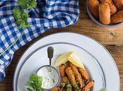 Zanahorias asadas especias