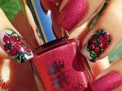 RETO COLORES (Rojo): Flores rojas