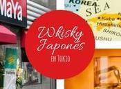 Comprar whisky japonés Tokio