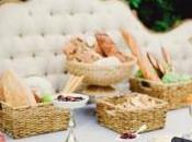 Ideas originales para corners boda